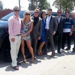 12 Passenger Limo Hire Perth - Grand Cherokee Jeep Limousine - Bellagio Limousines