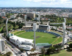 The WACA_perth