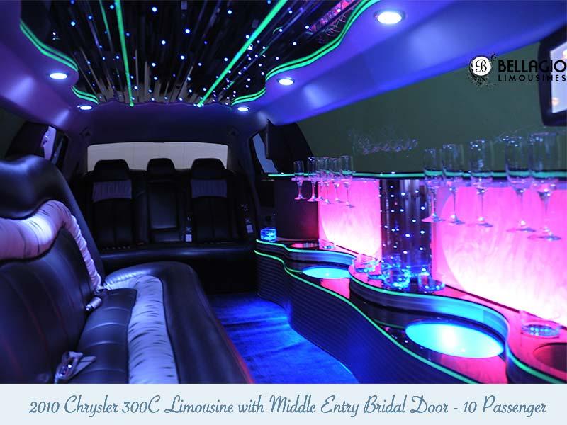 Limousines-in-perth-2bellagio-white-chrysler-limos-10-passenger-interior-8