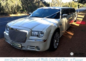 Limousines-in-perth-2bellagio-white-chrysler-limos-10-passenger-exterior