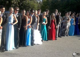 Hire-2-limousines-from-bellagio-limousines-perth-receive-discount