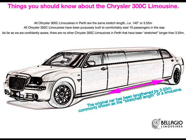 12-seater-limousines-perth-hire-Chrysler-300c-Sketch-600px