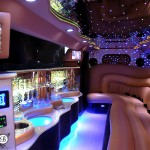 Limo Hire Perth - White Chrysler Limos Perth