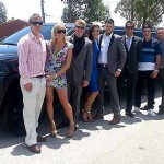 12 Passenger Limo Hire Perth - Grand Cherokee Jeep Limousine - Bellagio Limousines
